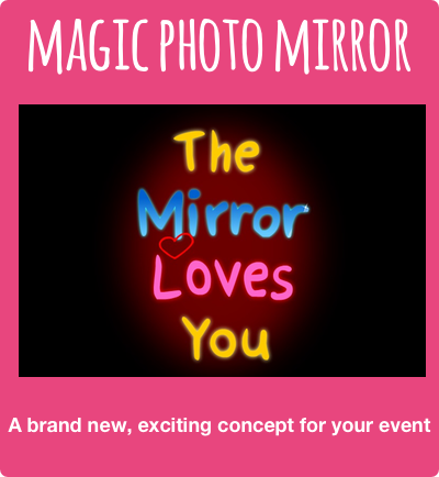 magic photo mirror